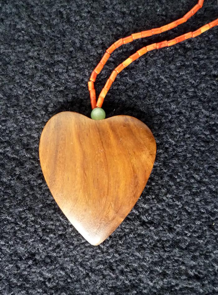 cor fusta i corall